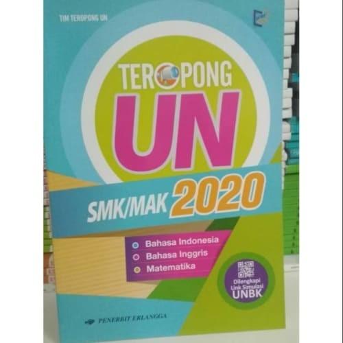 Jual Unik Teropong Un Smk Mak 2020 Erlangga Limited Jakarta Pusat Nydirakath1 Tokopedia