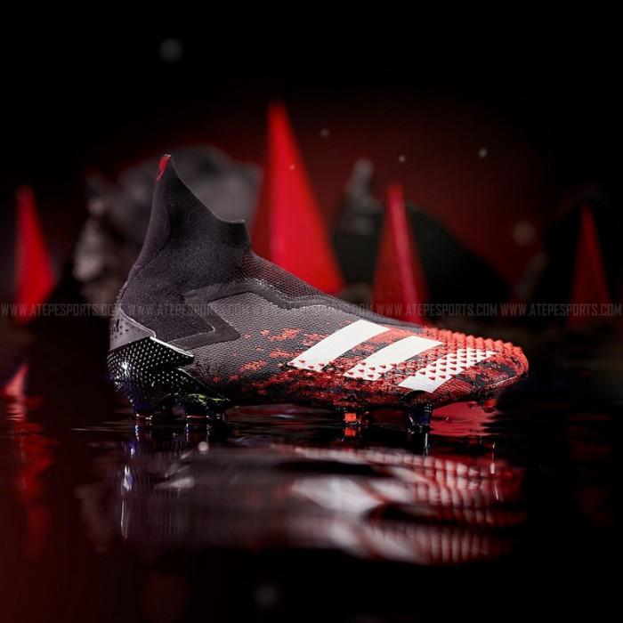 Jual New Sepatu Bola Adidas Predator Mutator 20 Fg Core Black