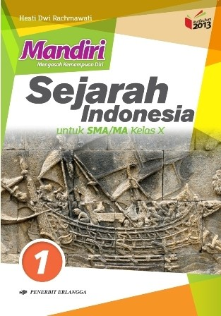 Foto Produk Buku Mandiri SEJARAH INDONESIA SMA KLS 10 WAJIB Penerbit ERLANGGA dari family_online