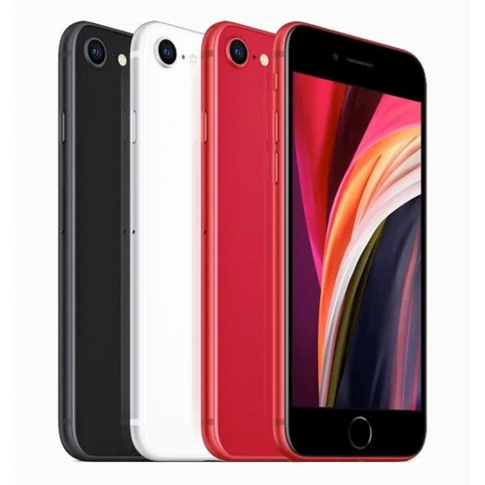 Foto Produk [Bisa Gojek] New iPhone SE 2020 128GB Imei Aman Ready Stock Jakarta dari IFIX STORE JAKARTA