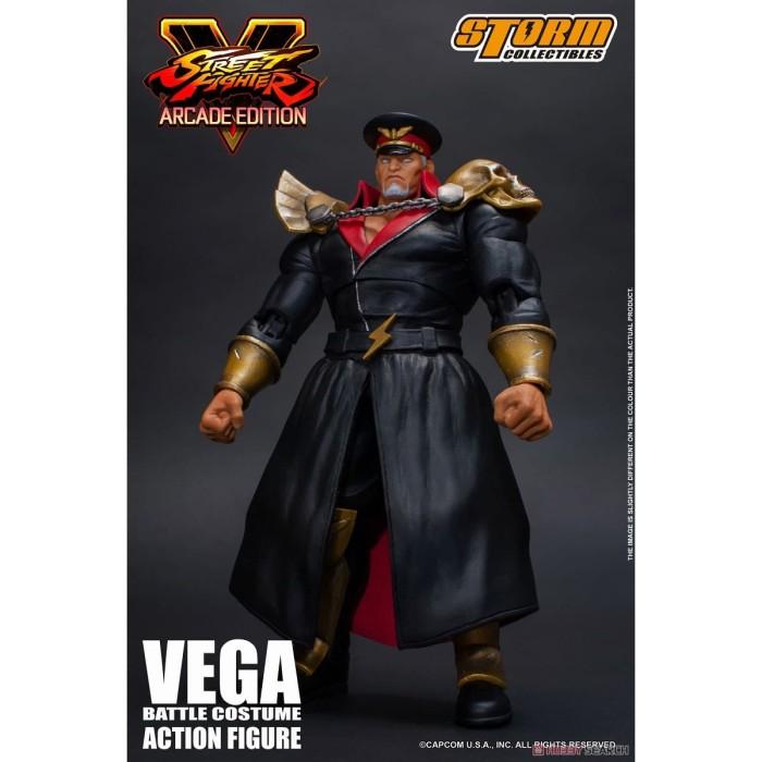 Jual Storm Figure 1 12 Street Fighter V Bison Battle Costume