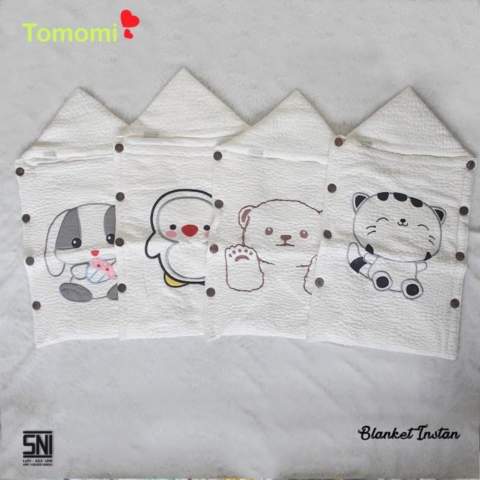 Foto Produk Blanket Instan Bayi dari Tomomi Baby Wear