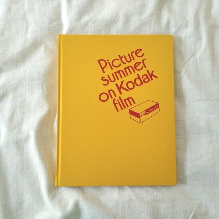 Foto Produk Jason Fulford - Picture Summer on Kodak Film, Buku Foto Photobook dari Unobtainium