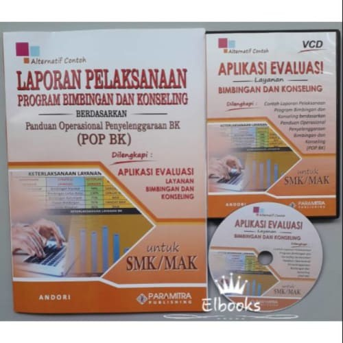 Jual Buku Konseling Laporan Pelaksanaan Evaluasi Pop Bk Smk Limited Jakarta Selatan Aretram Tokopedia