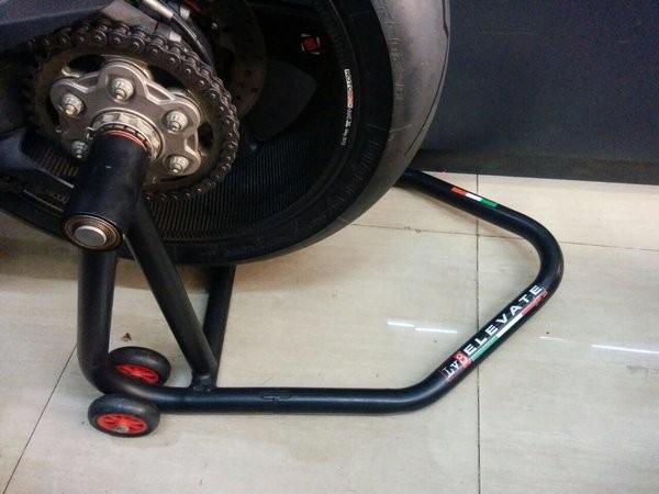 Foto Produk Rear Paddock LV8 pro arm Ducati mv agusta dari husniah shop 2020
