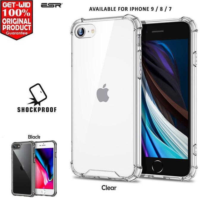 Foto Produk ESR AIR ARMOR CASE Anti Crack For iPhone SE 2 / iPhone 7 / iPhone 8 dari Kiddies World