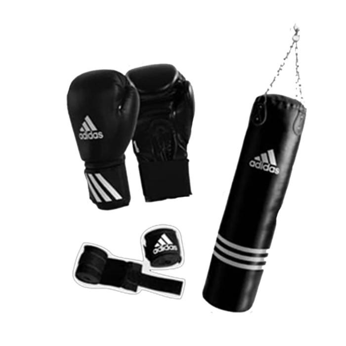 Foto Produk Adidas Boxing Set For Charity COVID-19 dari Adidas Combat Sports