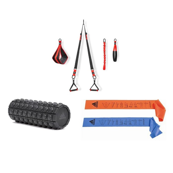 Foto Produk Adidas Fitness Set With Training Band For Covid-19 dari Adidas Combat Sports