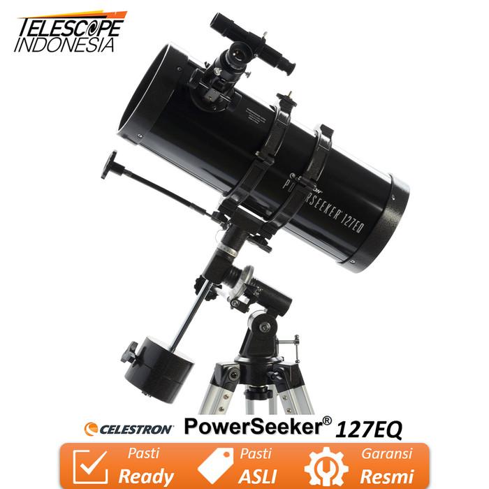 Foto Produk Celestron PowerSeeker 127EQ Teleskop dari TelescopeIndonesia
