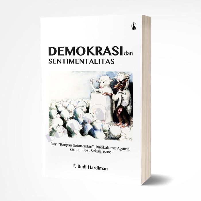 Foto Produk Demokrasi dan Sentimentalitas (ORI) - F. Budi Hardiman - dari Buku Sosial