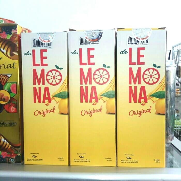 Foto Produk Lemona Original 500ml Lemona Original 500 ml Lemona Original 500ml dari harga grosir 01
