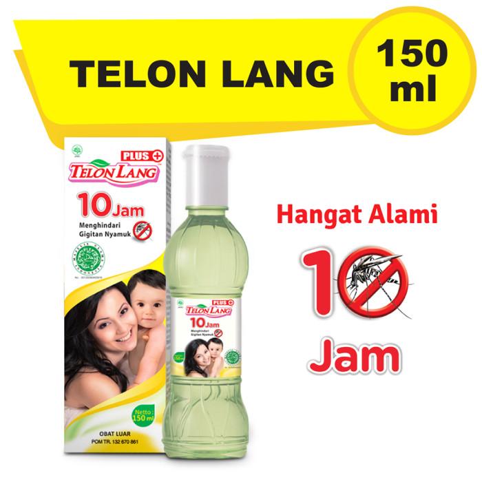 Foto Produk Cap Lang TELON LANG PLUS 150 ML dari CAP LANG OFFICIAL STORE
