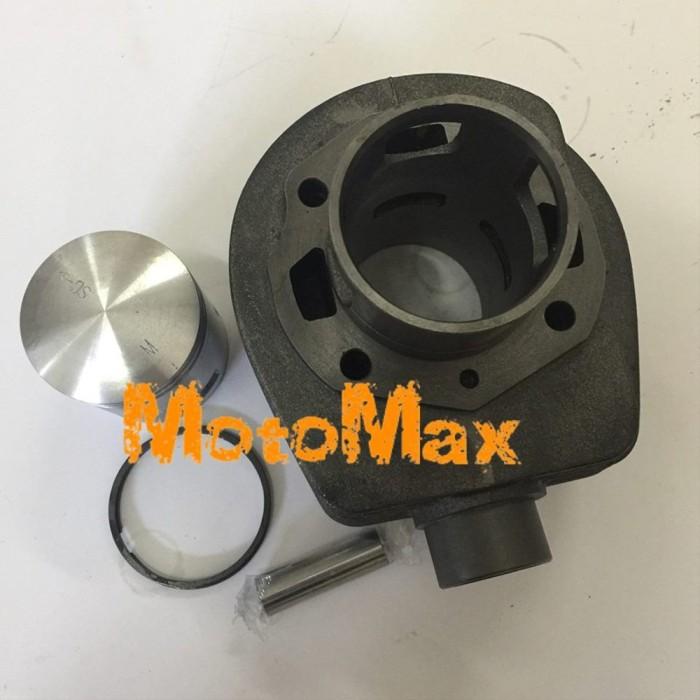Foto Produk Paket Seher Blok Silinder Vespa PX Super Lubang 3 Kualitas 2 dari elvinadeolinda_shoop