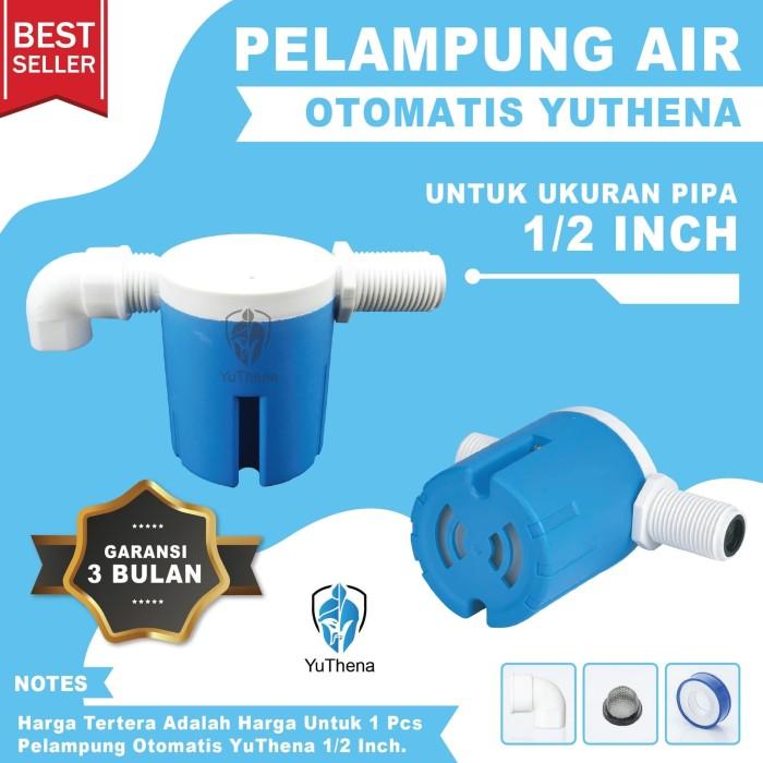 Foto Produk Pelampung Air Kran Air Otomatis Pelampung Otomatis YuThena 1/2 inch dari YuThena Official Store