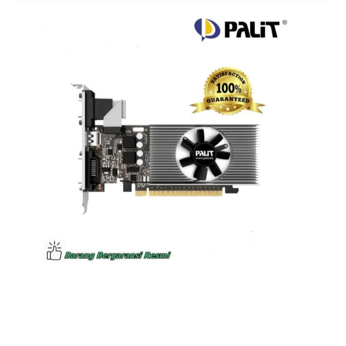 Foto Produk Palit VGA Nvidia GeForce GT 730 2048MB GDDR5 64bit dari PojokITcom Pusat IT Comp