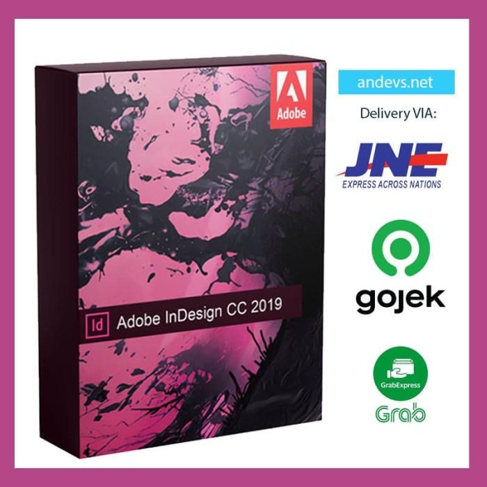 Foto Produk [Original] Adobe InDesign CC 2020 Terbaru! dari Adichal