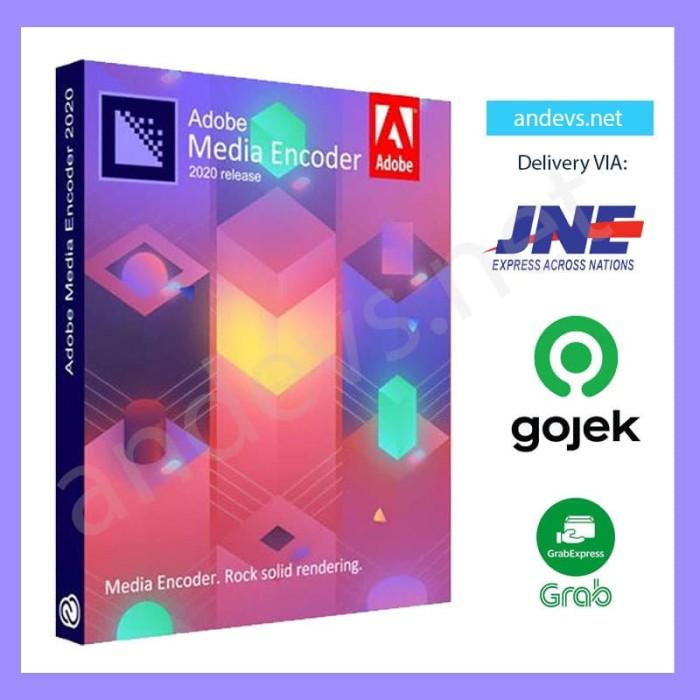 Foto Produk [Original] Adobe Media Encoder CC 2020 Terbaru! dari Adichal