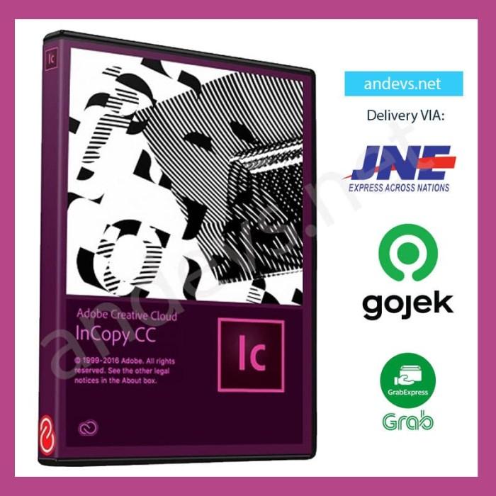Foto Produk [Original] Adobe InCopy CC 2020 Terbaru! dari Adichal