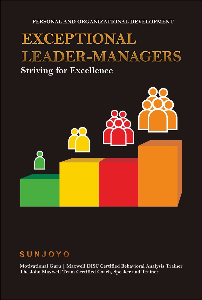 Foto Produk Exceptional Leader-managers Striving for Excellence dari roabaca