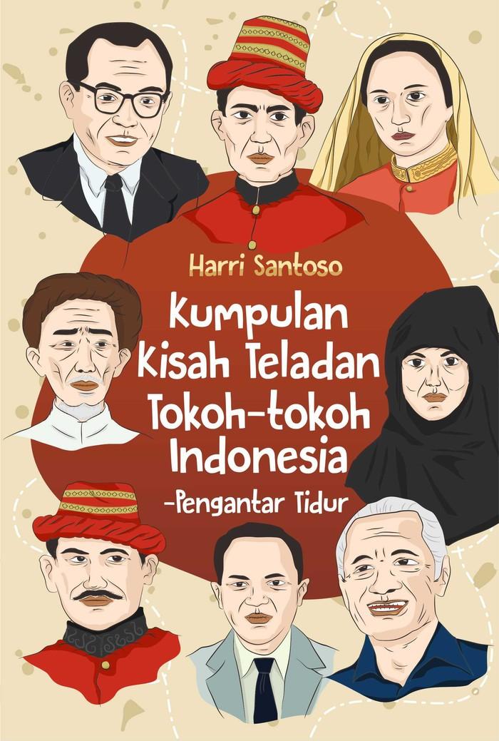 Foto Produk Kumpulan 8 Tokoh Indonesia Pengantar Tidur dari roabaca