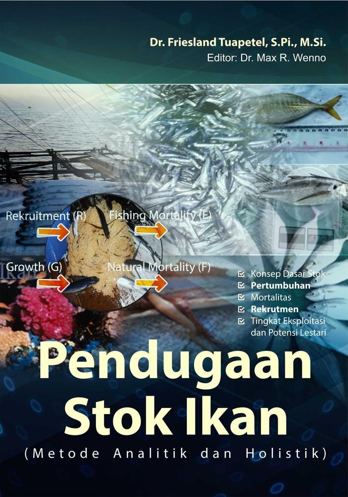 Foto Produk Pendugaan Stok Ikan dari roabaca