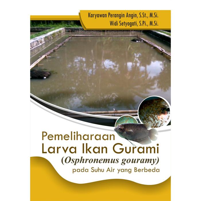 Foto Produk Pemeliharaan Larva Ikan Gurami (Osphronemus Gouramy) dari roabaca