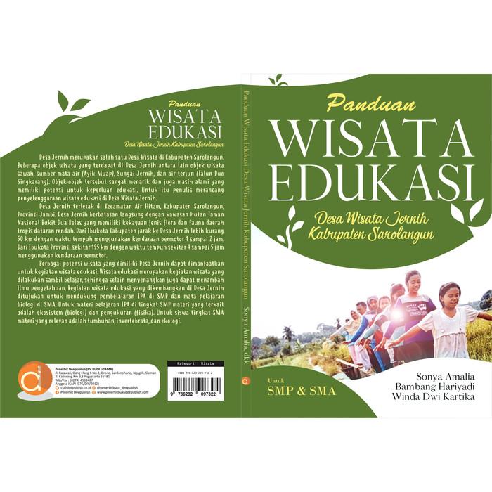 Foto Produk Untuk SMP & SMA Panduan Wisata Edukasi Desa Wisata Jernih dari roabaca