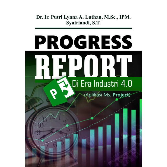 Foto Produk Progress Report Di Era Industri 4.0 dari roabaca