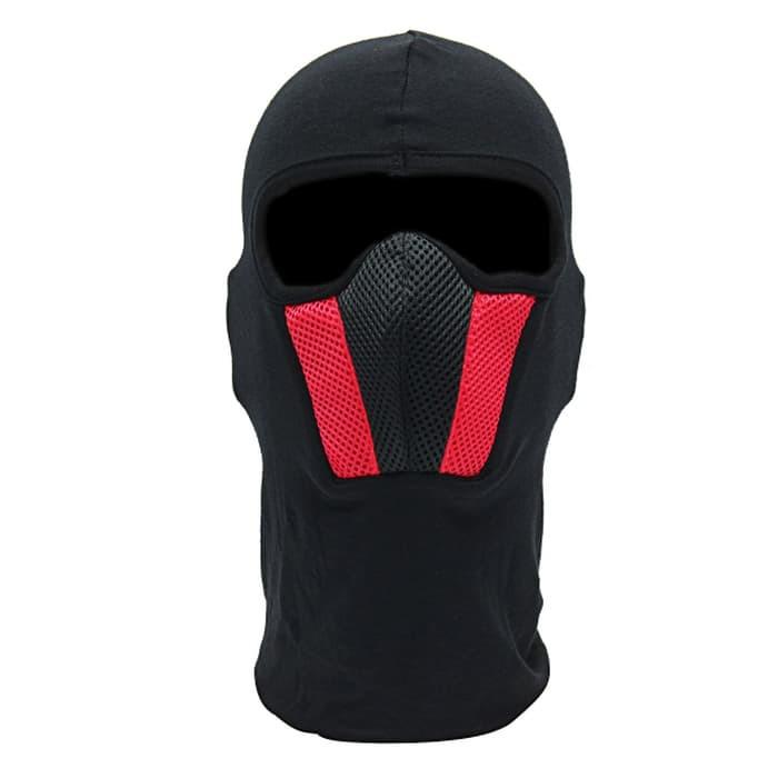 Jual Hot Sale Motorcycle Face Mask For Men Outdoor Helmet Ski Sport Neck Kota Bandung Ocean Fame Tokopedia