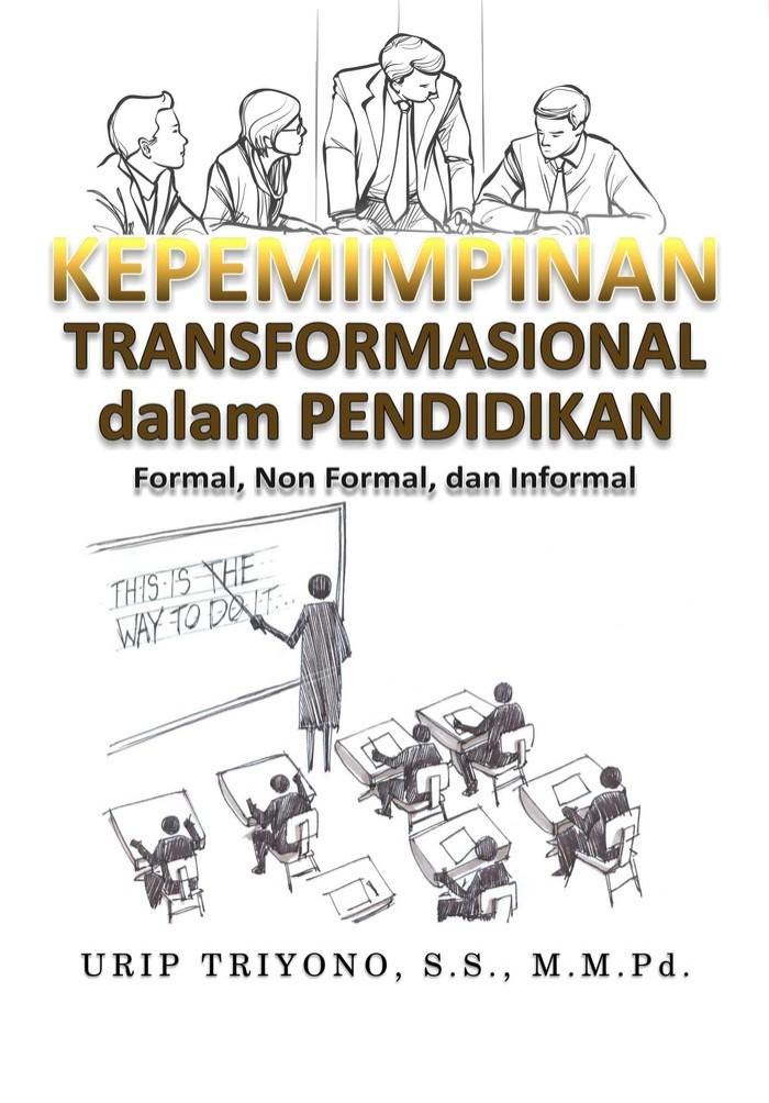 Foto Produk Kepemimpinan Transformasional dalam Pendidikan dari roabaca