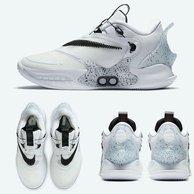 Jual Nike Adapt Bb 2 0 Oreo Jakarta Utara Hyppening Id Tokopedia