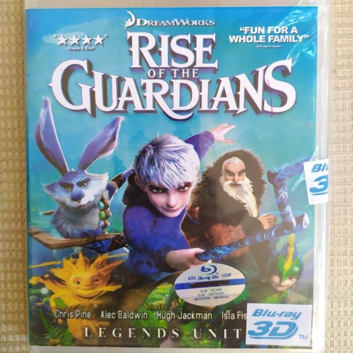 Jual Bluray 3d Rise Of The Guardians 2012 Jakarta Pusat Bluraydvd Tokopedia