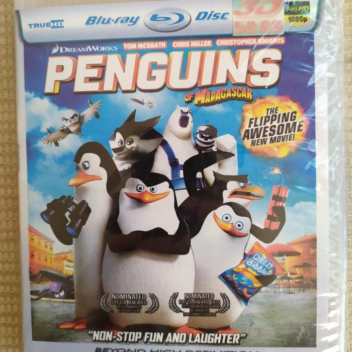 Jual Bluray 3d Penguins Of Madagascar 2014 Jakarta Pusat Bluraydvd Tokopedia