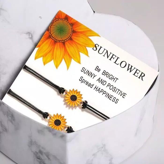 Foto Produk SUNFLOWER BRACELET 2 dari fullsun store