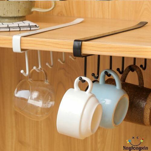 Coffee Cup Mug Holder Under Cabinet