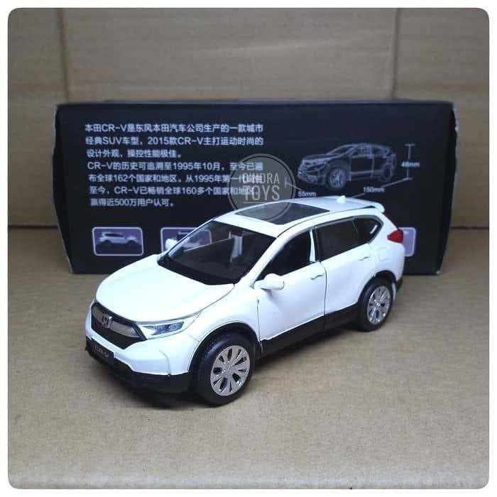 Jual Jual Die Cast Miniatur Mobil Honda Crv Diecast Berkualitas Jakarta Selatan Rima Store734 Tokopedia
