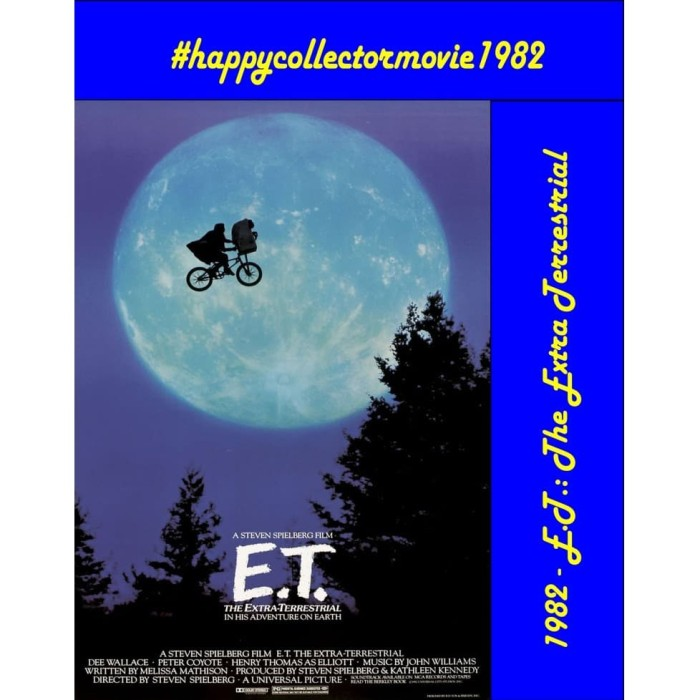 Jual Dvd E T The Extra Terrestrial 1982 Jakarta Selatan Happyc Shop Tokopedia