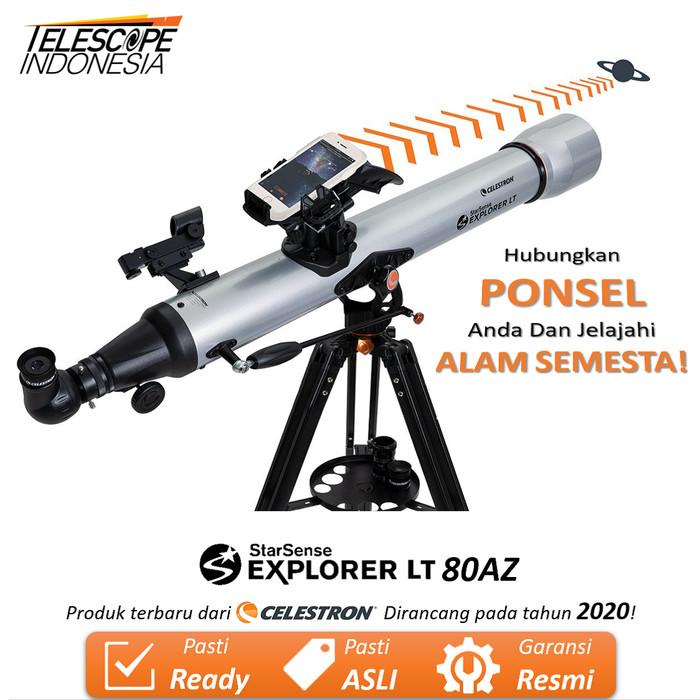 Foto Produk Celestron StarSense Explorer™ LT 80AZ dari TelescopeIndonesia