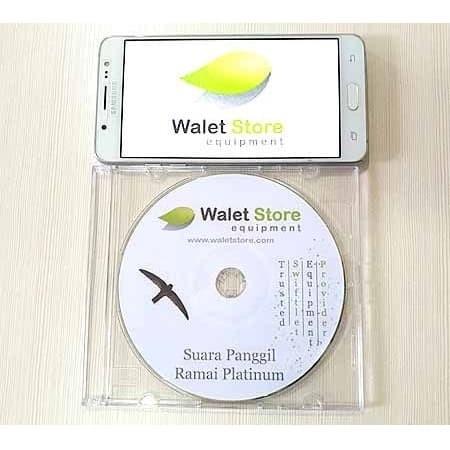 Foto Produk Suara Inap Walet Ramai Super CD dari Walet Store