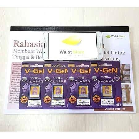 Foto Produk Paket Buku Dan 4 Memory Card Suara Walet Platinum dari Walet Store