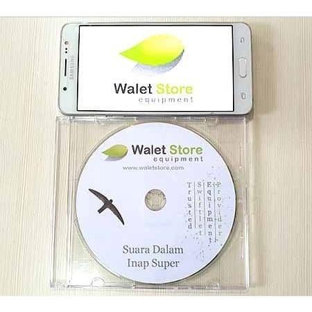 Foto Produk Suara Inap Walet Inap Super CD dari Walet Store