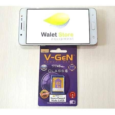 Foto Produk Memory Card Panggil Walet Madu Lebah dari Walet Store