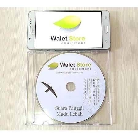 Foto Produk Suara Panggil Walet Madu Lebah CD dari Walet Store