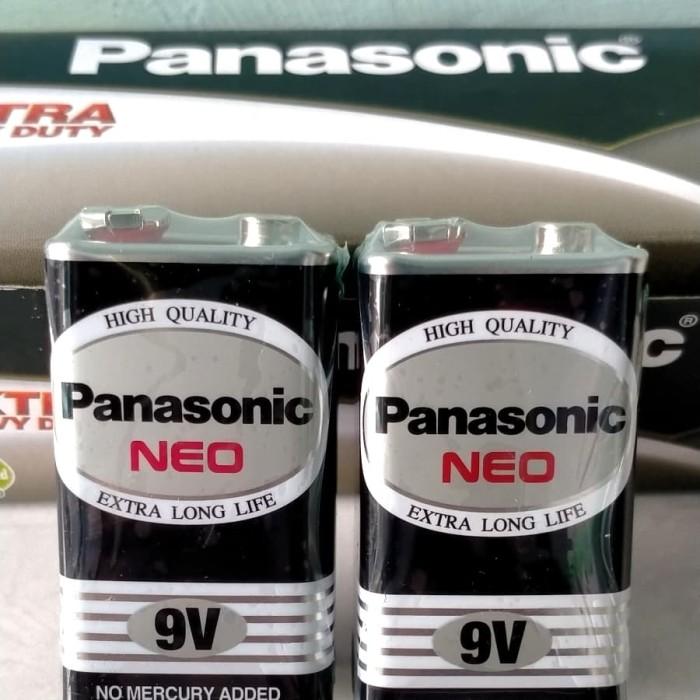 Foto Produk Baterai Panasonic NEO Kotak 9V dari Daf daf shop