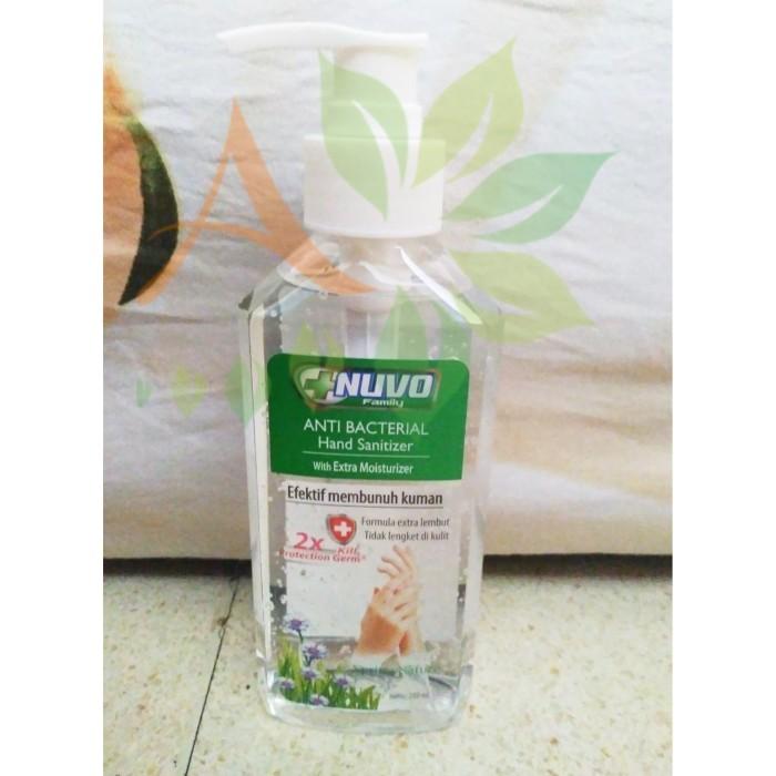 Foto Produk NUVO HAND SANITIZER 250ML PUMP dari Toko Andayani