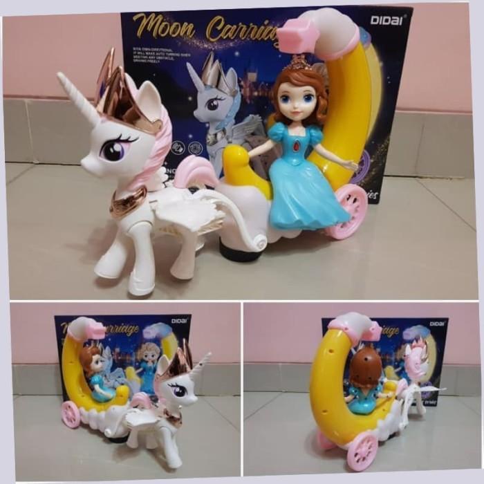 Jual Boneka Lucu Mainan Bump N Go Kuda Poni Elsa Frozen Mainan Elsa Anna Jakarta Pusat Boneka Q Tokopedia