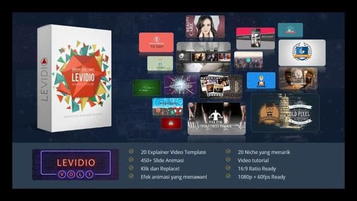 Jual Cara Membuat Video Promosi Dari Powerpoint Komplit Jakarta Barat Hasto 19 Tokopedia