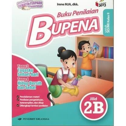 Foto Produk BUPENA (BK. PENILAIAN) 2B/K13N dari Nu Lila Shop