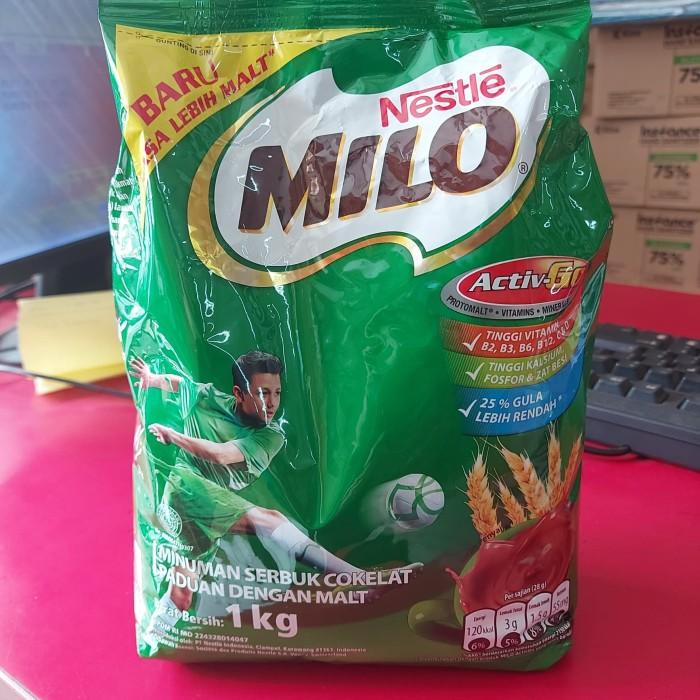 Foto Produk Susu Milo Actigen 1kg dari Louis Online Store