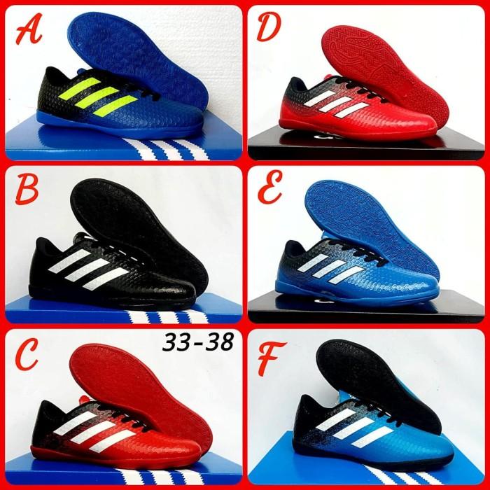 Foto Produk Sepatu Futsal Sepatu Futsal Anak Adidas X 33-38 dari AJJ SPORT